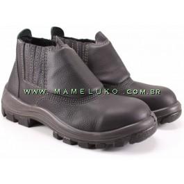 Sapato de Segurança com Bico de Aço