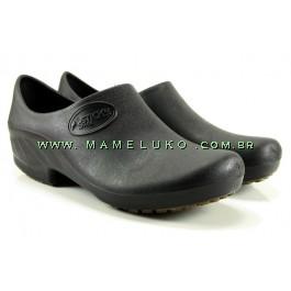 Sapato Antiderrapante e Flexível