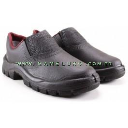 Sapato Ocupacional e Couro