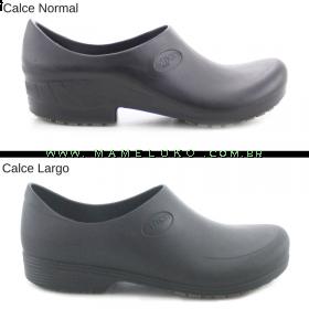 Tipos de Calce:Sapato Antiderrapante Sticky Shoe 2 - Preto