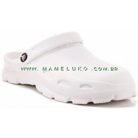 Babuche Kemo Profissional - Branco