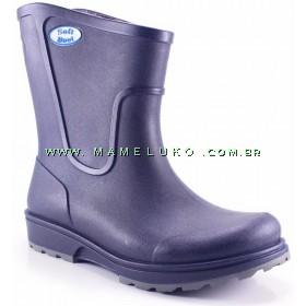 Bota Soft Mania Soft Boot - Azul Marinho