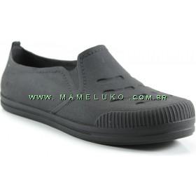 Sapato Boa Onda Náutico - Preto