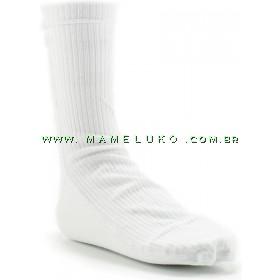 Meia Onfit Casual - Branco
