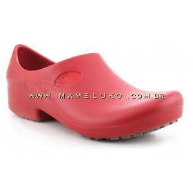 Sapato Antiderrapante Sticky Shoe 2 - Vermelho