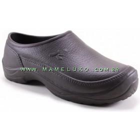 Sapato Kemo Profissional 5 versão sem CA - Preto