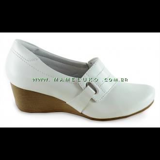 Anabela Sapato Neftali 4103 - Branco