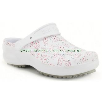 Sapato Profissional Soft Works Estampado - Esteto LoveSapato Profissional Soft Works Estampado - Esteto Love