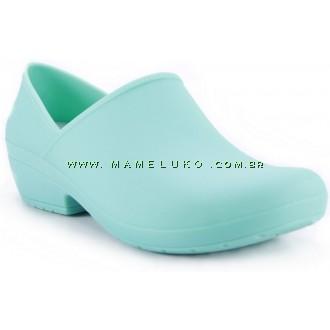 Sapato Profissional Soft Works II - Verde Claro