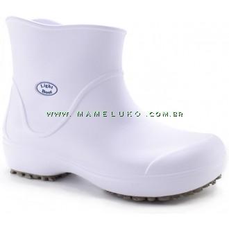 Bota Impermeável Light Boot - Branco