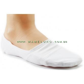 Meia Onfit Sapatilha Masc Slim - Branco