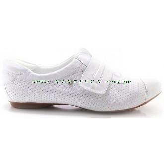Sapato Neftali 2055 - Branco