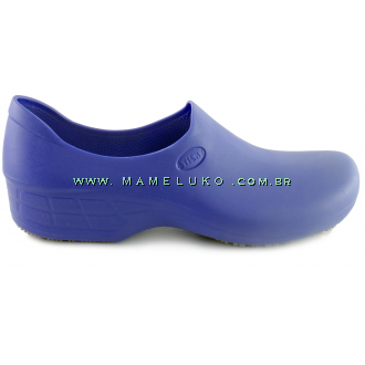 Sticky Shoe Woman Antiderrapante - Azul Royal