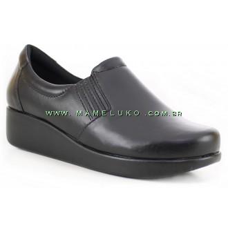 Sapato Neftali Light Work 4201 - Preto