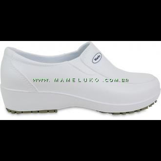 Sapato Soft Works Lady - Branco