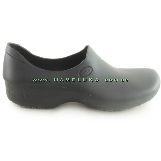 Sticky Shoe Woman Antiderrapante - Preto