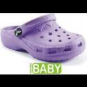 Babuche Kemo Básico Bebê - Roxo