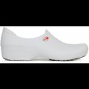 Sticky Shoe Woman Antiderrapante Eletro Coração - Branco