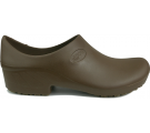 Sapato Antiderrapante Sticky Shoe SMART - Marrom