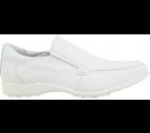 Sapato Masculino em Couro 6006 - Branco