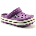 Babuche Crocs Crocband Kids - Dahlia
