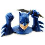 Enfeites / Jibbitz Crocs Batman 3D