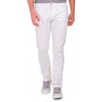 Calça Masculina Comfort Sarja - Branca