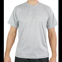 Camiseta Unissex - Cinza