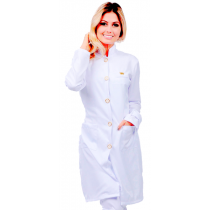 Jaleco Dra. Cherie Grã Duquesa – Branco