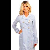 Jaleco Dra. Cherie Imperatriz Premium – Branco