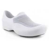 Sapato Profissional Ventila - Branco