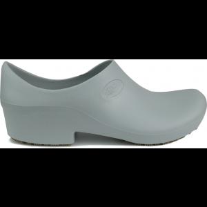 Sapato Antiderrapante Sticky Shoe SMART - Cinza Claro