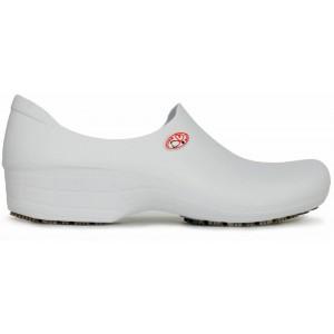 Sticky Shoe Woman Antiderrapante Esteto Coração - Branco