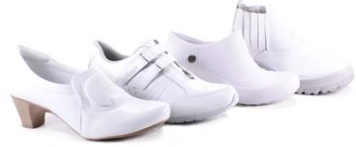 224b528c02 Calçados Brancos - Encontre aqui Calçados Conforto branco!