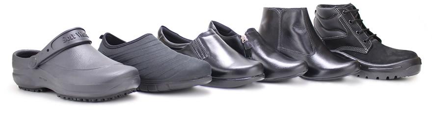71c3c7a6d9f46 Calçados Pretos - Encontre aqui sapatos profissionais pretos