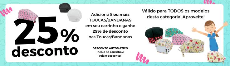 Toucas, Bandanas e Bonés