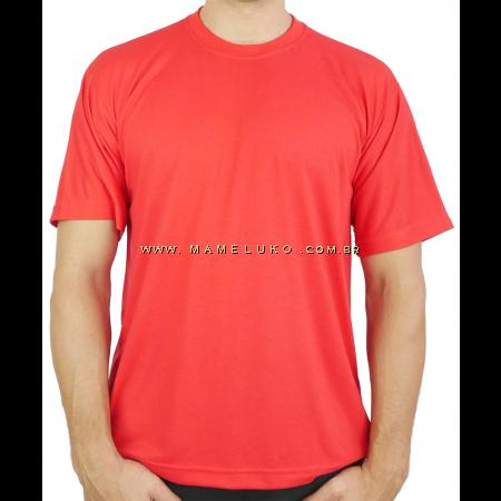 Camiseta Unissex - Vermelha