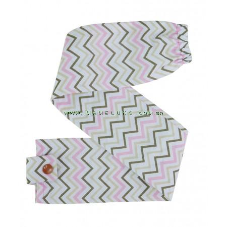 Capa de Proteção para Estetoscópio Linha Poligonal - Branco