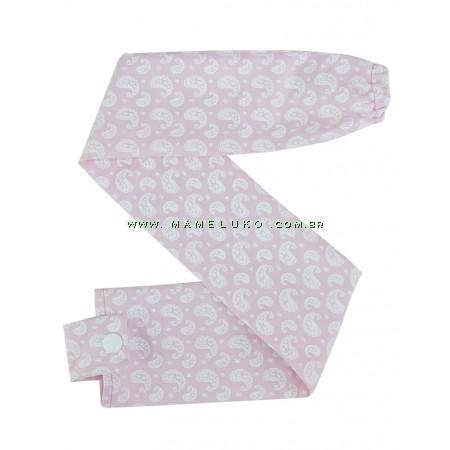 Capa de Proteção para Estetoscópio Rosa com Detalhe - Rosa
