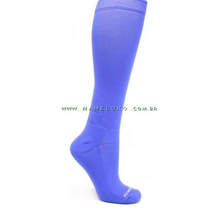 Meia de Compressão - Azul Royal