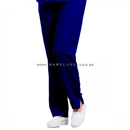 Scrubs Calça Uniforme Unissex - Azul Marinho