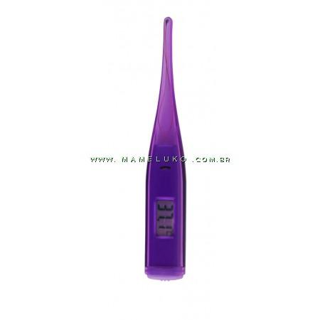 Termômetro Digital Incoterm - Roxo