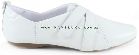 Sapato Neftali 2076-N - Branco