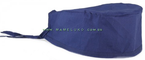 Bandana Profissional Lisa - Azul Marinho
