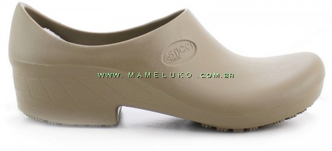 Sapato Antiderrapante Sticky Shoe 2 - Bege