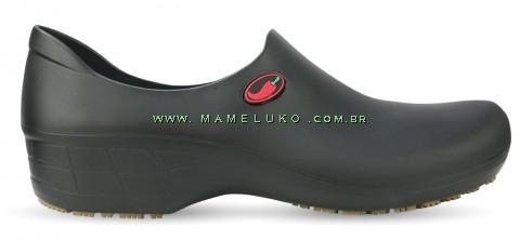 Sapato Antiderrapante Sticky Shoe Go Cook - Pimenta