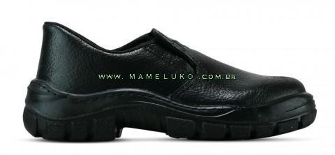 Sapato Elástico COM BICO - Preto