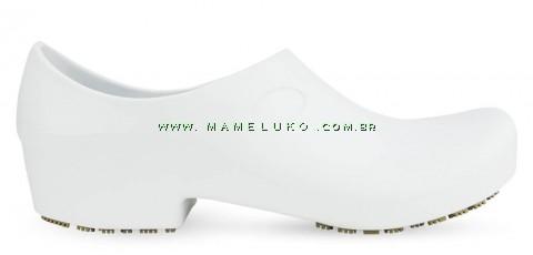 Sapato Antiderrapante Sticky Shoe 2 - Branco