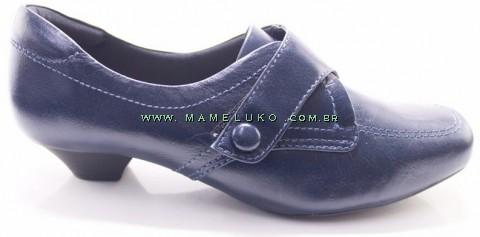 Sapato Neftali 3608 - Azul Marinho