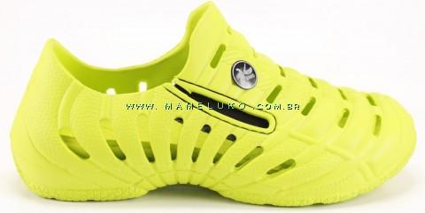 Sport Tênis Kemo Elástico - Verde Limão